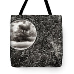Load image into Gallery viewer, Peaking Clouds - Tote Bag