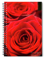 Load image into Gallery viewer, Red Roses - Grand Prix - Spiral Notebook