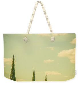 The Knot Garden's Triangular Landscaping - Weekender Tote Bag