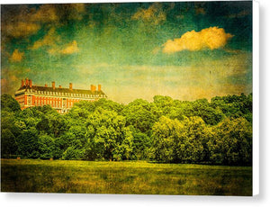 The Royal Star and Garter Home on Richmond Hill - Canvas Print