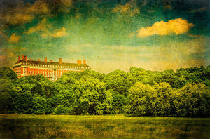 The Royal Star and Garter Home on Richmond Hill - Art Print