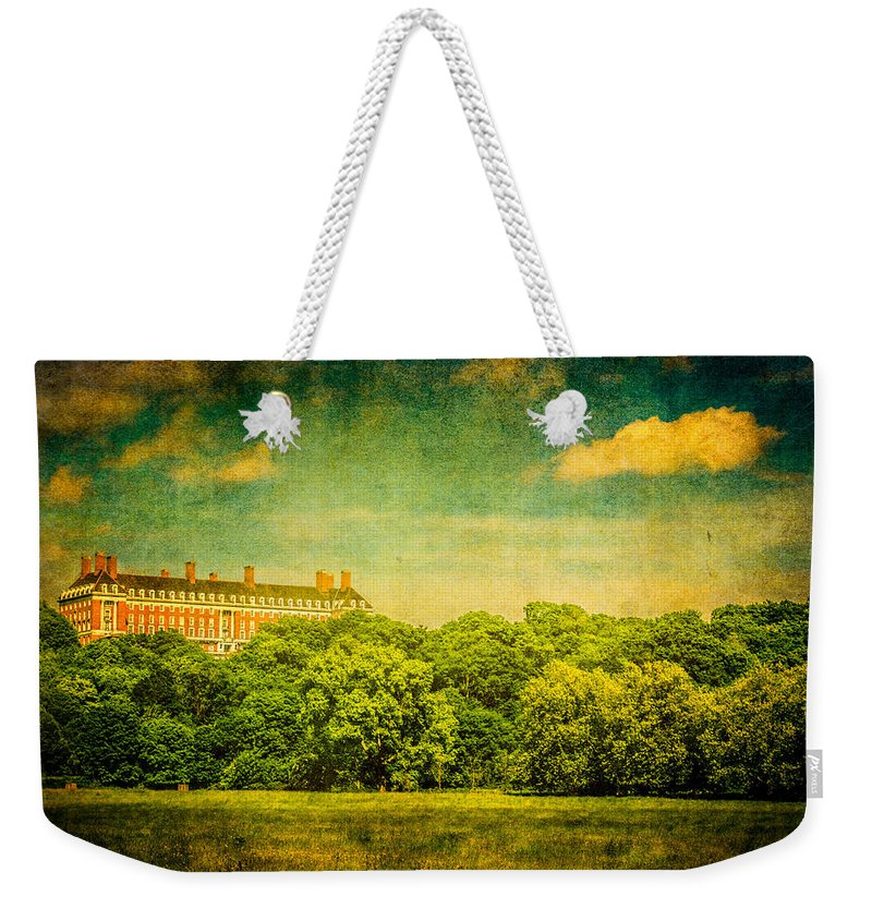 The Royal Star and Garter Home on Richmond Hill - Weekender Tote Bag
