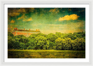The Royal Star and Garter Home on Richmond Hill - Framed Print