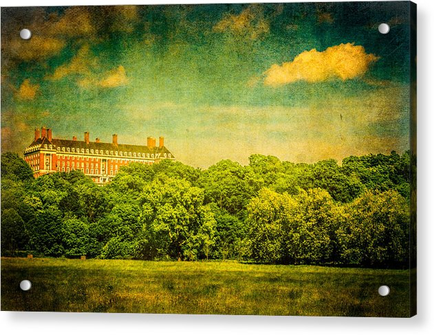 The Royal Star and Garter Home on Richmond Hill - Acrylic Print