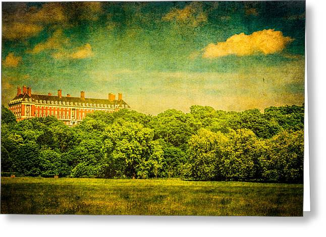 The Royal Star and Garter Home on Richmond Hill - Greeting Card