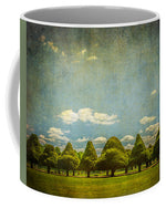 Load image into Gallery viewer, Triangular Trees 003 - Mug