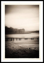 Load image into Gallery viewer, Wee Scottish Castle - Framed Print