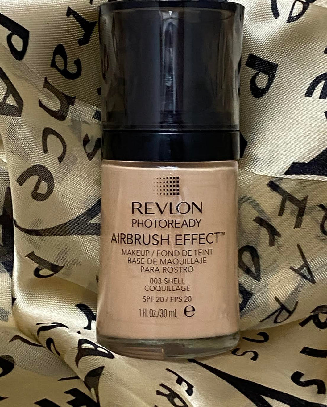 Wholesale - Revlon Airbrush Effect Makeup - 1oz - 003 Shell Coquillage - SPF 20