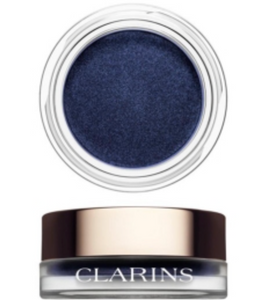 Clarins Ombre Matte Cream to Powder Matte Eyeshadow Soothing & Long Lasting 0.2 Oz  10 Midnight Blue