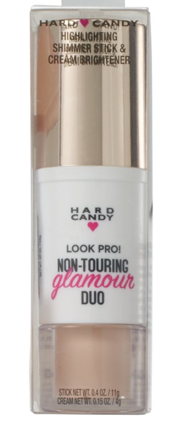 Hard Candy Look Pro! Non-Touring Glamour Duo - 0.4 oz. / 0.15 0z