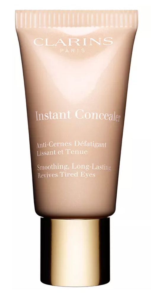 CLARINS - Instant Concealer Smoothing Long Lasting Revive Tired Eyes - 03 Medium Beige - 15 mL/ 0.5 Oz.