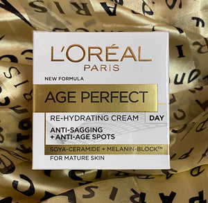Wholesale L'oreal Age Perfect Re-Hydrating Cream Day For Mature Skin - 1.7oz