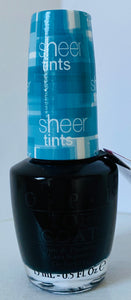 Wholesale - O.P.I Sheer Tints I Can Teal You Like Me - 0.5 FL OZ. - (NTS04) - 48 Pieces Lot