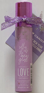 Wholesale - Hard Candy Rolling Into The New Year Fragrance RollerBall ~ Coconut Love - 0.27 Fl. Oz. - 25 Pieces Lot
