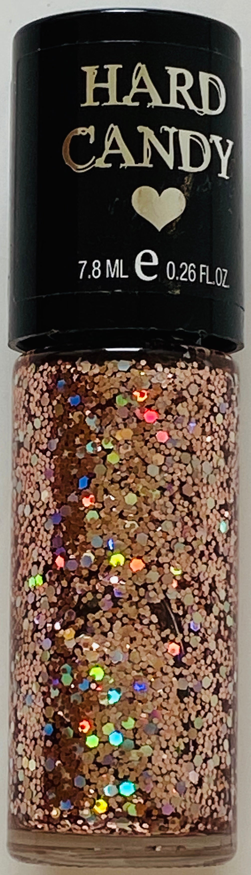 Wholesale - Hard Candy Crystal Confetti Nail Polish - 728 Bridal Party - 0.26 Fl. Oz.