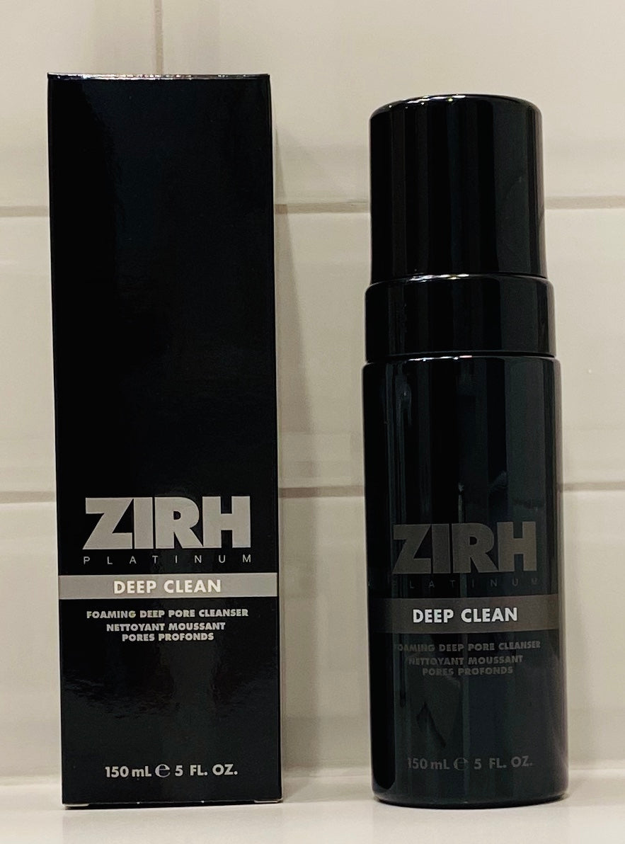 Wholesale - ZIRH PLATINUM DEEP CLEAN - 150 ML / 5 FL. OZ.