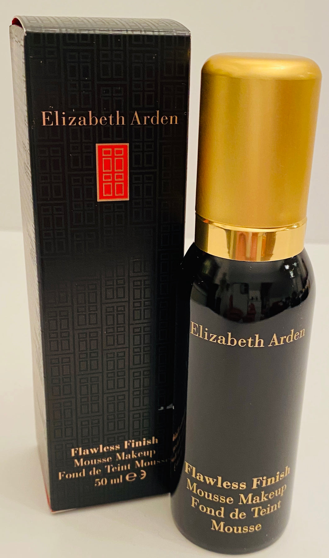 Elizabeth Arden Flawless Finish Mousse Makeup - Malt 08 - 50mL