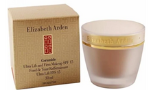 Load image into Gallery viewer, Wholesale - Elizabeth Arden - Ceramide Ultra Lift And Firm Makeup SPF 15 - 1 OZ. - Buff 08 - 48 Pieces Lot