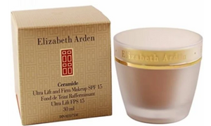 Wholesale - Elizabeth Arden - Ceramide Ultra Lift And Firm Makeup SPF 15 - 1 OZ. - Buff 08 - 48 Pieces Lot