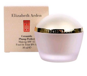 Elizabeth Arden - Ceramide Plump Perfect Makeup SPF 15 - 1 OZ. - Vanilla Shell 03