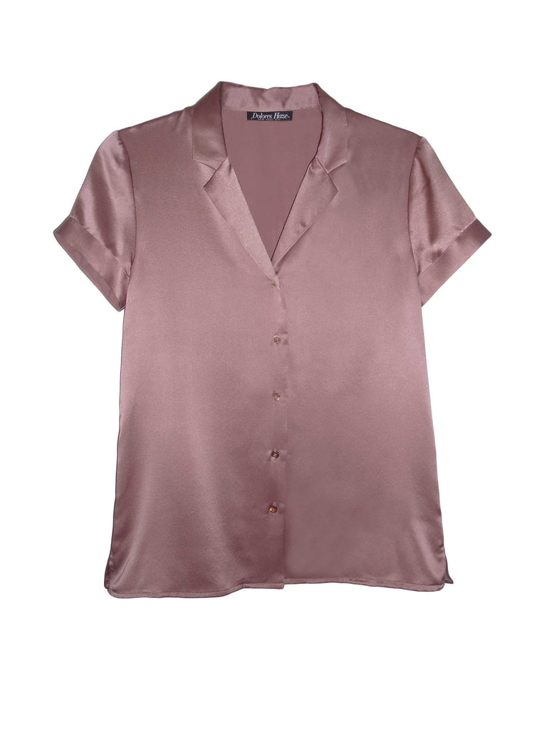 Susie Silk Blouse - Dolores Haze