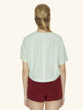 COLETTE SHORTS BURGUNDY - Dolores Haze
