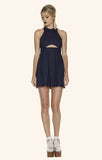 DENIM KAREN DRESS - Dolores Haze