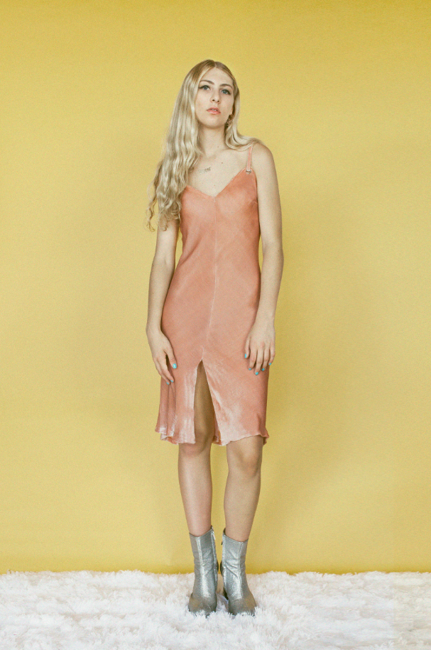 WILLA SLIP DRESS - Dolores Haze