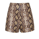 Python Pin-Up Shorts - Dolores Haze