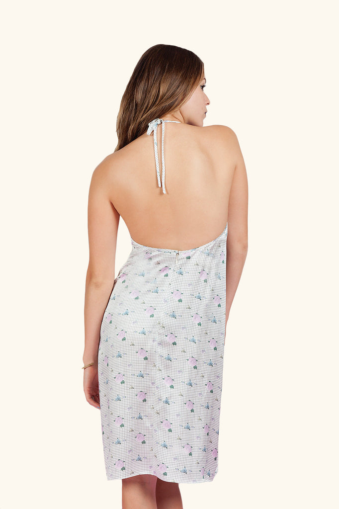 AVA HALTER DRESS - Dolores Haze