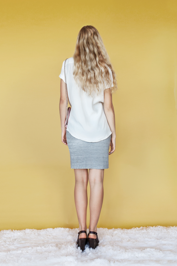 Taylor Short Sleeve Buttton-down - Dolores Haze