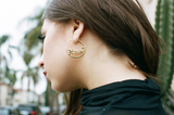 HAZE HOOP EARRINGS - Dolores Haze