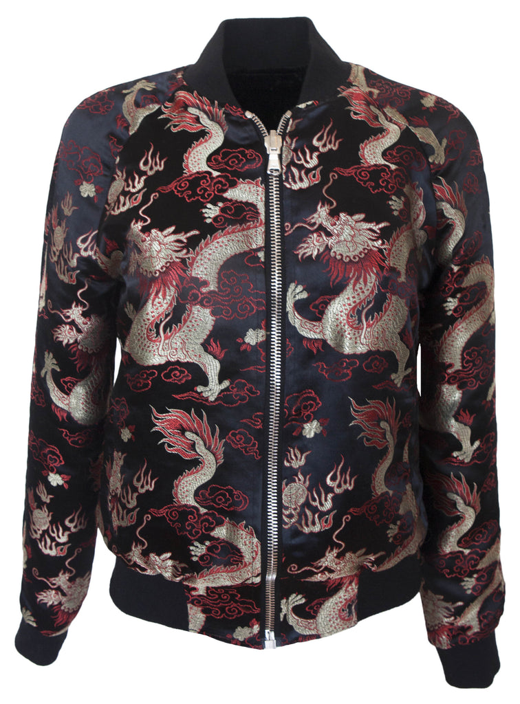 Reversible Fire Dragon Bomber