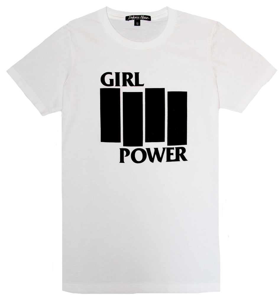 GIRL POWER T-SHIRT - Dolores Haze