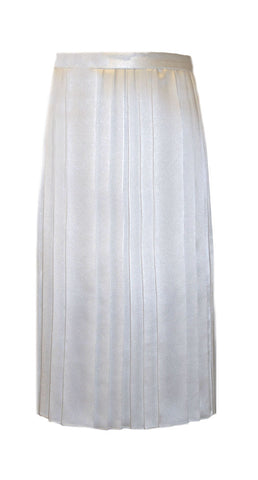 ALEXANDRA PLEATED MIDI