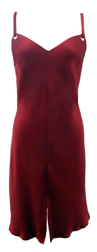 Willa Silk Slip Dress - Dolores Haze