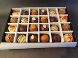 Spring Collection- Luxury selection of 24 chocolate truffles gift box