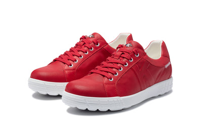 KANKURA GOLF MEN'S DRIVE 01 - RED | GOLF SPORT SHOES