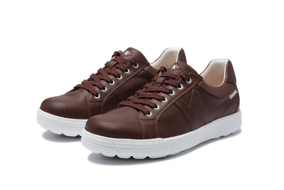 KANKURA GOLF MEN'S DRIVE 01 2021 - CHOCOLATE | GOLF SPORT SHOES