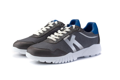 KANKURA GOLF MEN'S CHALLENGE 02 - GREY/BLUE | GOLF SPORT SHOES
