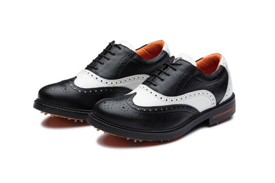 KANKURA GOLF MEN'S SCOTTSDALE - BLACK/WHITE | GOLF SPORT SHOES