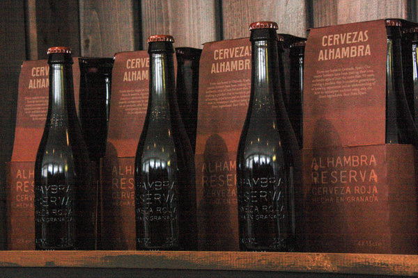 Alhambra Reserva Roja, stocked on the shelves of The Pip Stop