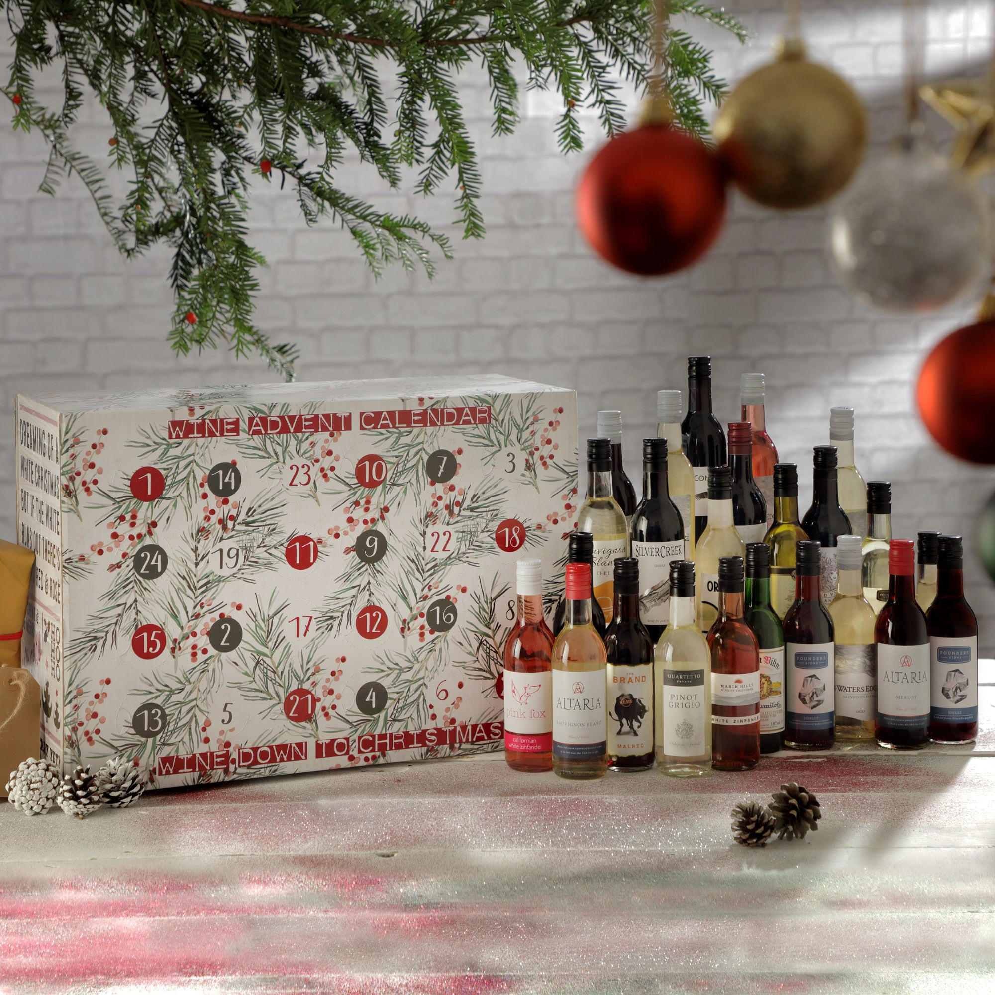 Wine Advent Calendar | Christmas Gift | The Pip Stop