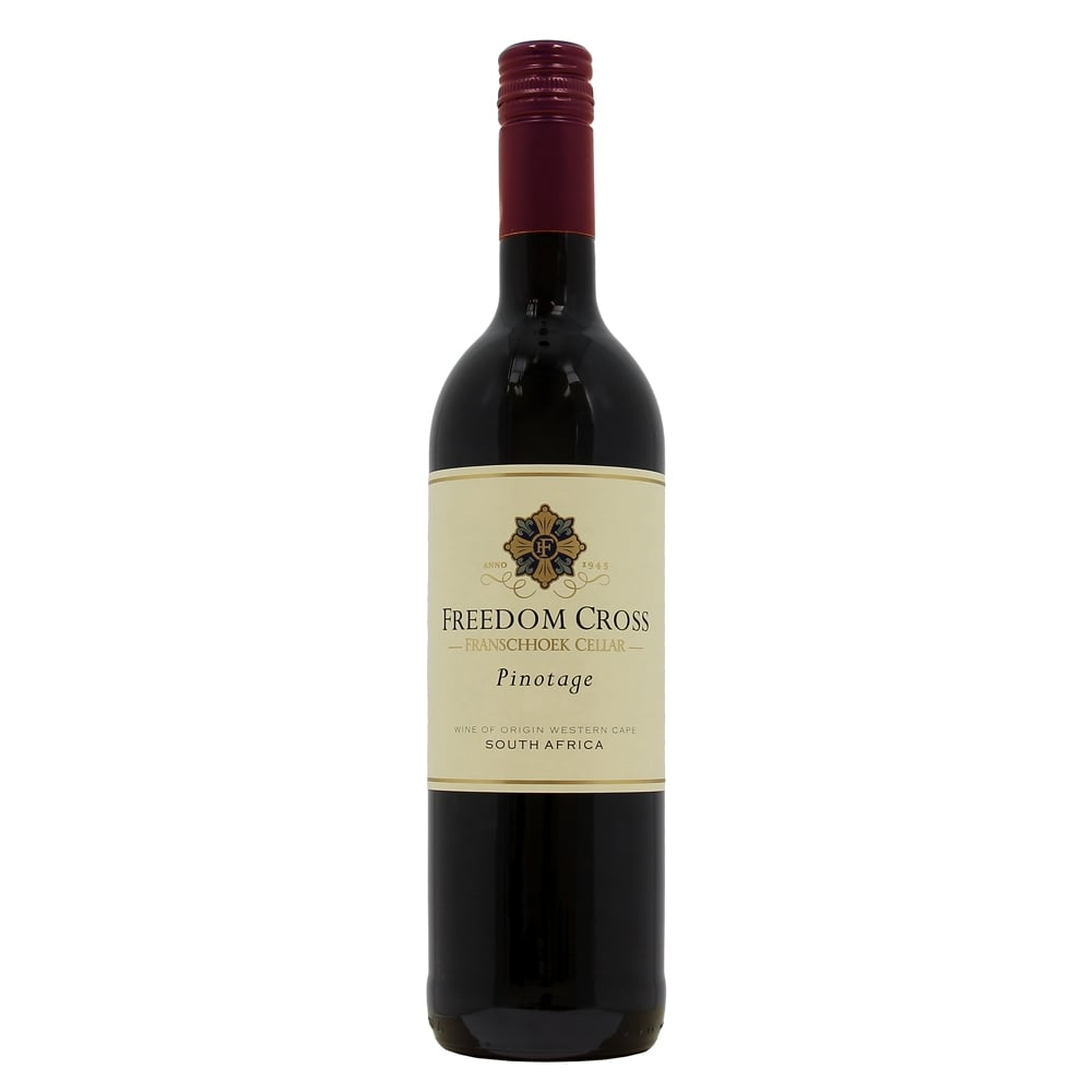 Freedom Cross Pinotage