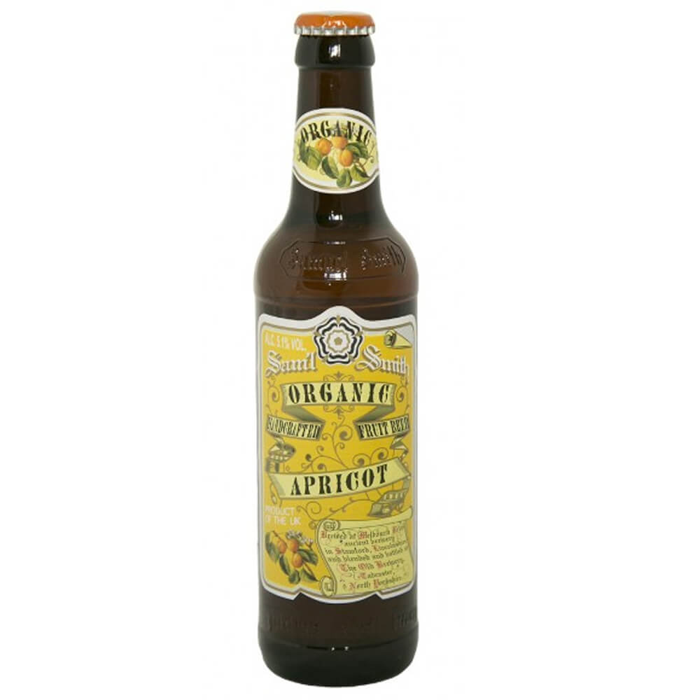Samuel Smith's Apricot Fruit Beer