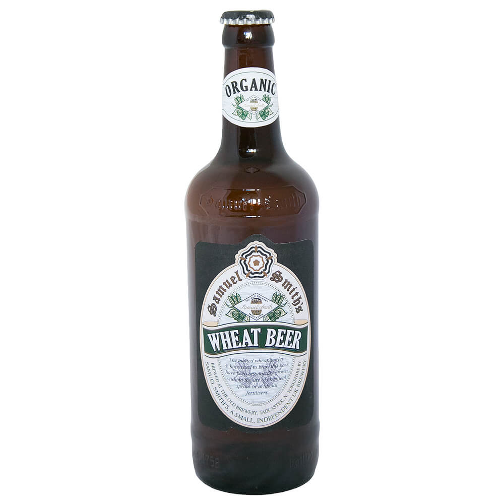 Samuel Smith's Organic Wheat Beer