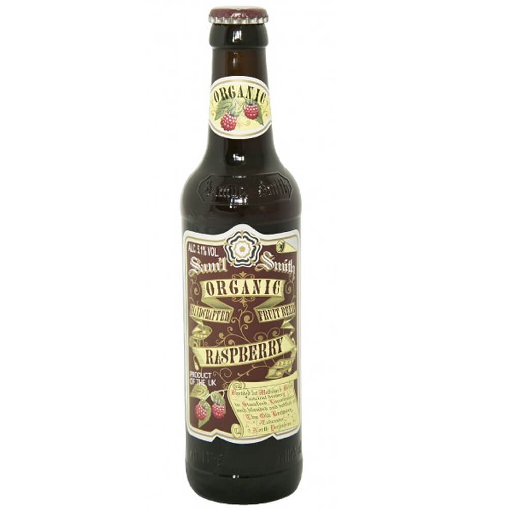 Samuel Smith's Raspberry Fruit Beer