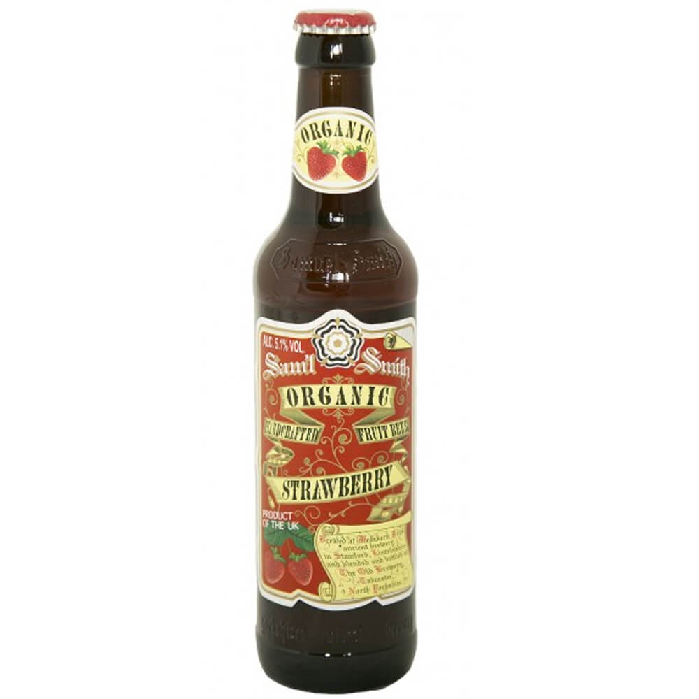 Samuel Smith's Strawberry Fruit Beer