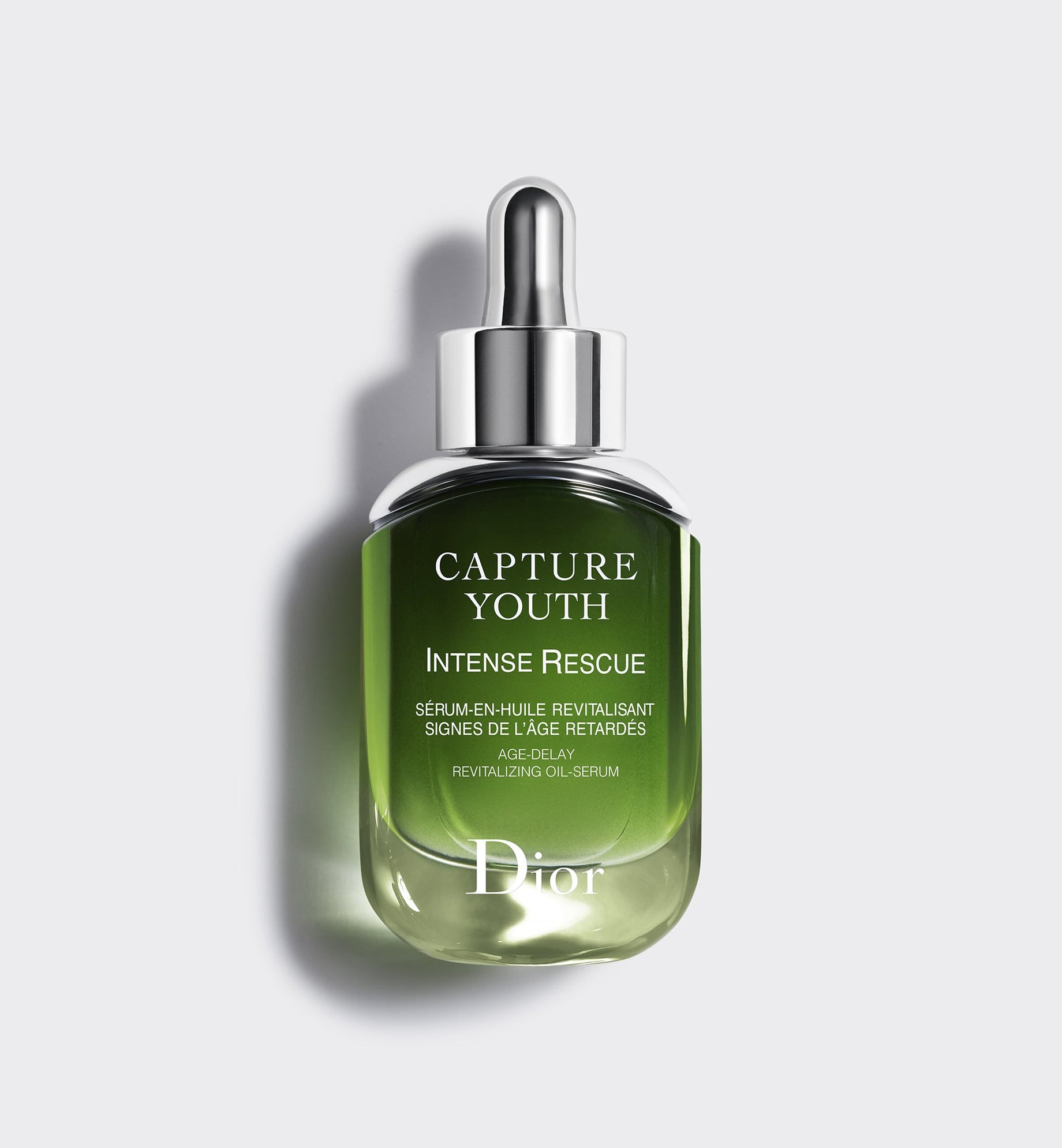CAPTURE YOUTH INTENSE RESCUE AGE-DELAY REVITALIZING OIL-SERUM