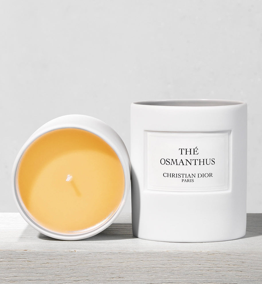 THE OSMANTHUS CANDLE